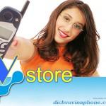 Dịch vụ VStore của Vinaphone