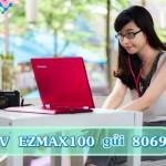 Cách đăng ký gói 3G EzMax100 cho sim Ezcom Vinaphone