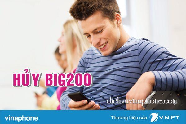 Hủy gói BIG200 Vinaphone