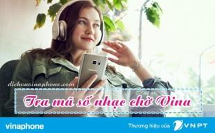 Hướng dẫn tra mã số nhạc chờ mạng Vinaphone nhanh nhất
