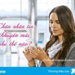 Cách chặn tin nhắn rác, tin quảng cáo Vinaphone triệt để nhất