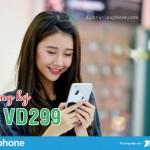Đăng ký gói cước VD299 Vinaphone tặng 400 phút gọi và 5GB data