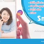 Hướng dẫn đăng ký gói Smart3 của Vinaphone lướt web thả ga với 64GB cực đã