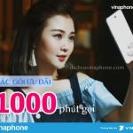 Tổng hợp các gói cước ưu đãi đến 1000 phút gọi siêu hấp dẫn của Vinaphone