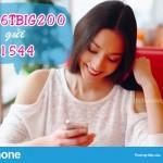 Cách đăng ký gói 6TBIG200 Vinaphone nhận data khủng đến 22GB/ tháng, lướt web trong nửa năm