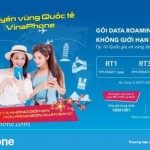 Tết 2020: VinaPhone mở thêm 3 gói Data Roaming RT1, RT3, RT7 hấp dẫn