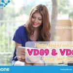 TB: Vinaphone ngưng đăng ký mới các gói VD89, VD89P từ 16/2/2020